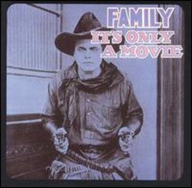 FAMILY it's only a movie MINI VINYL CD 1973 PROGRESSIVE ROCK