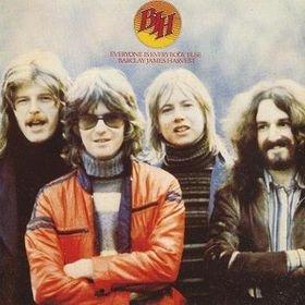 BARCLAY JAMES HARVEST everyone is everybody else MINI VINYL CD 1975 ROCK