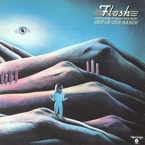 FLASH out of our hands MINI VINYL CD 1973 PROGRESSIVE ROCK