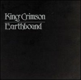 KING CRIMSON eartbound MINI VINYL CD 1972 PROGRESSIVE ROCK