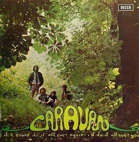 CARAVAN if i could do it all over again, i'd do it all over you MINI VINYL CD 1970 PROGRESSIVE
