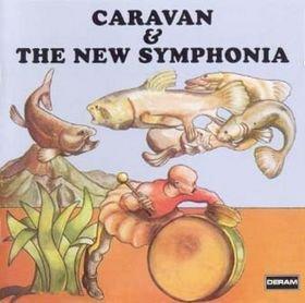 CARAVAN caravan & the new symphonia MINI VINYL CD 1974 PROGRESSIVE ROCK