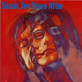 TEN YEARS AFTER Ssssh MINI VINYL CD 1969 HARD ROCK