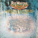 RICK WAKEMAN journey to the centre of the earth MINI VINYL CD 1974 PROGRESSIVE ROCK