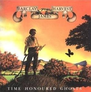 BARCLAY JAMES HARVEST time honoured ghosts MINI VINYL CD 1975 PROGRESSIVE ROCK