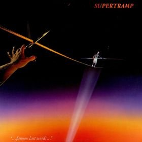 SUPERTRAMP ...famous last words... MINI VINYL CD 1982 PROGRESSIVE POP