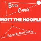 MOTT THE HOOPLE brain capers MINI VINYL CD 1971 GLAM ROCK
