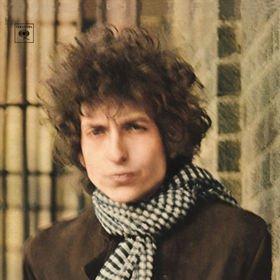 BOB DYLAN blonde on blonde MINI VINYL CD 1966 FOLK ROCK