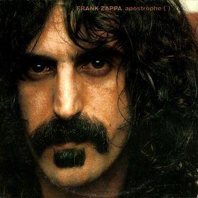 FRANK ZAPPA apostrophe (') MINI VINYL CD 1974 JAZZ ROCK