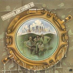 WISHBONE ASH locked in MINI VINYL CD 1976 HARD ROCK