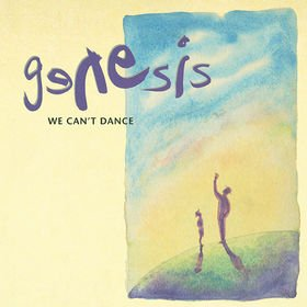GENESIS we can't dance CD + DVD 1991 PROGRESSIVE ROCK