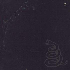 METALLICA metallica MINI VINYL CD 1991 HEAVY METAL