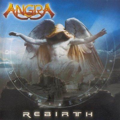 ANGRA rebirth CD 2001 HEAVY METAL