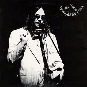NEIL YOUNG tonight's the night CD 1975 COUNTRY ROCK