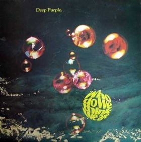 DEEP PURPLE who do we think we are CD 1973 HARD ROCK