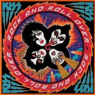 KISS rock and roll over CD 1976 HARD ROCK