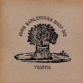 TRAFFIC john barleycorn must die CD 1970 ROCK