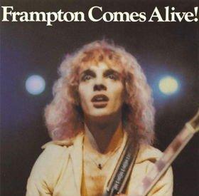 PETER FRAMPTON frampton comes alive! CD 1976 ROCK