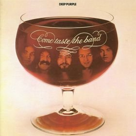 DEEP PURPLE come taste the band CD 1975 HARD ROCK