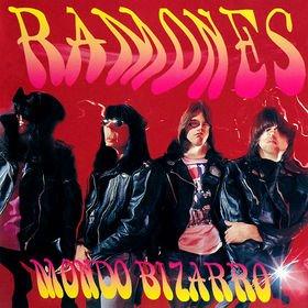 RAMONES mondo bizarro CD 1992 PUNK ROCK