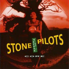 STONE TEMPLE PILOTS core CD 1992 ALTERNATIVE ROCK