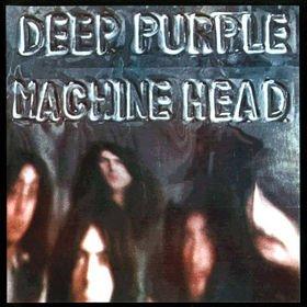DEEP PURPLE machine head CD 1972 HARD ROCK