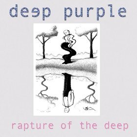 DEEP PURPLE rapture of the deep CD 2005 HARD ROCK