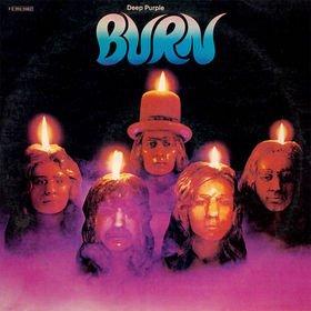 DEEP PURPLE burn CD 1974 HARD ROCK
