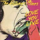 ROLLING STONES love you live CD 1977 ROCK