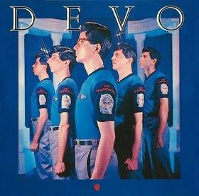 DEVO new traditionalists CD 1981 NEW WAVE