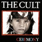 THE CULT ceremony CD 1991 HARD ROCK