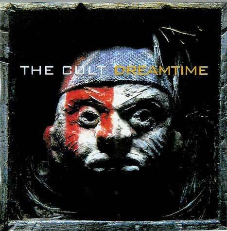 THE CULT dreamtime CD 1984 POST PUNK