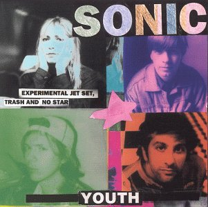 SONIC YOUTH experimental jet set, trash and no star CD 1994 ALTERNATIVE ROCK