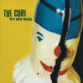 THE CURE wild mood swings CD 1996 ALTERNATIVE ROCK