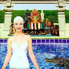 STONE TEMPLE PILOTS tiny music... songs from the vatican gift shop CD 1996 ALTERNATIVE ROCK