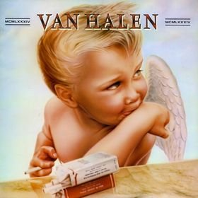 VAN HALEN 1984 CD 1984 HARD ROCK