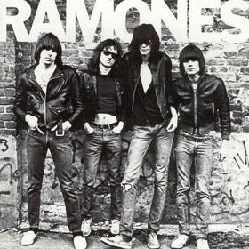 RAMONES ramones CD 1976 PUNK ROCK