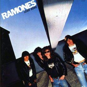 RAMONES leave home CD 1977 PUNK ROCK