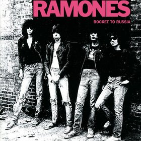 RAMONES rocket to russia CD 1977 PUNK ROCK