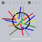 DEPECHE MODE sounds of the universe CD 2009 ALTERNATIVE SYNTH POP