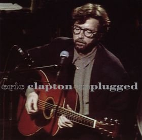 ERIC CLAPTON unplugged CD 1992 ACOUSTIC BLUES