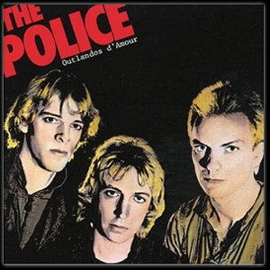 THE POLICE outlandos d'amour CD 1978 NEW WAVE