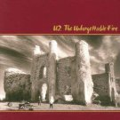 U2 the unforgetable fire CD 1984 POP ROCK