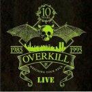 OVERKILL wrecking everything live 2CD 1995 THRASH METAL