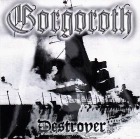 GORGOROTH destroyer CD 1998 BLACK METAL