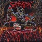 SUFFOCATION human waste CD 1991 DEATH METAL