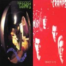 THE CRAMPS psychedelic jungle / gravest hits CD 1989 PSYCHOBILLY