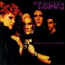 THE CRAMPS song the lord taught us CD 1980 PSYCHOBILLY