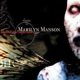 MARILYN MANSON antichrist superstar CD 1996 INDUSTRIAL ROCK