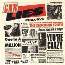 GUNS N'ROSES lies CD 1986 HARD ROCK
